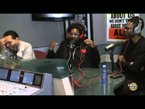 Questlove & Chris Rock on Juan Ep