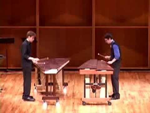 Nagoya Marimbas - Steve Reich