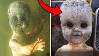 Top 5 Strangest River Treasure Finds! (Haunted Doll, WW1 Rifle & More)