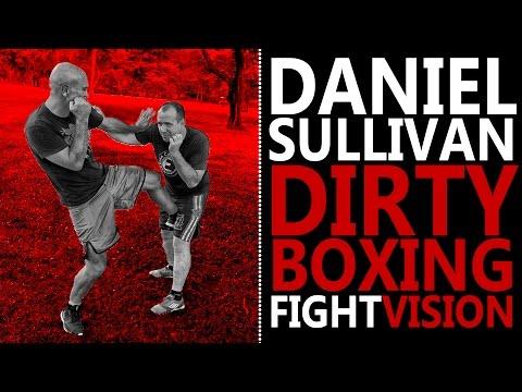 Fight Vision Season 3. Daniel Sullivan