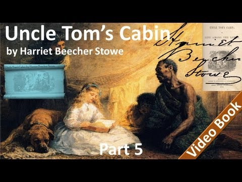 Part 5 - Uncle Tom's Cabin Audiobook by Harriet Beecher Stowe (Chs 19-23)