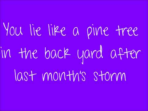 The Band Perry - You Lie