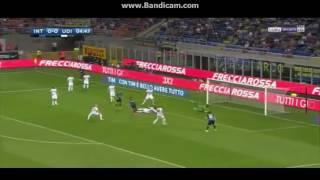gol eder 1-0 INTER-UDINESE