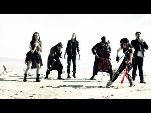 [official Video] Radioactive - Pentatonix & Lindsey Stirling (imagine Dragons Cover) video