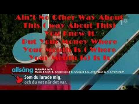 Amy Diamond Champion( with lyrics)-Sweet Pics