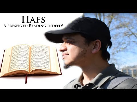 Hafs Quran: A Preserved Reading Indeed!   Brother Mansur Clarifies claims   Speakers Corner