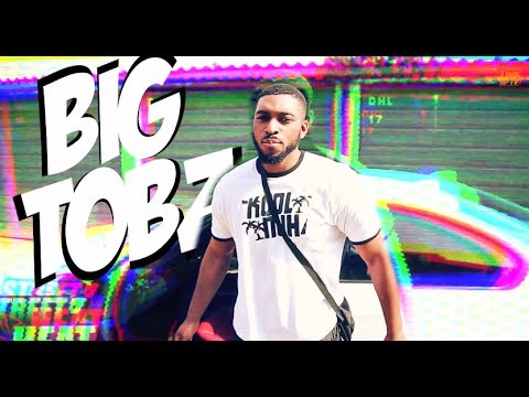 #StreetHeat - Big Tobz Freestyle [@BigTobzSf] Link Up TV