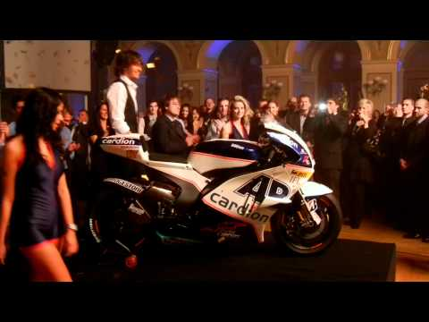 Cardion AB Launch - Unveiling the Ducati