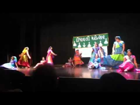 Kids Garbo 2011 Diwali program