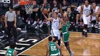 Jeremy Lin 2016 Preseason: Game 4 Vs Celtics (10-13-16)