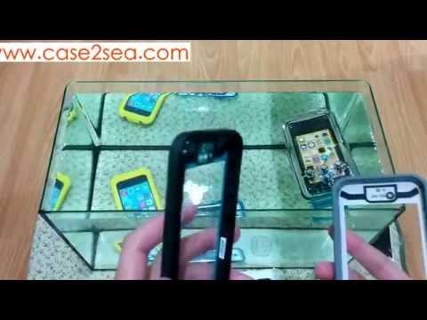รีวิวเคสกันน้ำ iPhone By www.Case2sea.com
