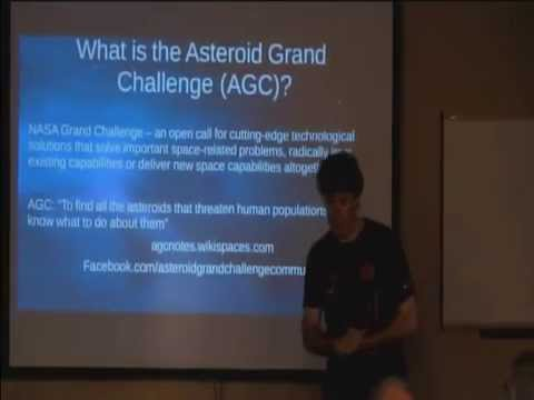 The Grand Asteroid Challenge by Jerry Isdale