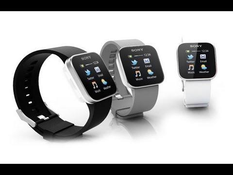 SmartWatch de Sony. reloj Inteligente de Sony - Análisis y aplicaciones