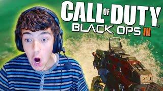 Black Ops 3 Trailer! Reacción!! - Trailer Call of Duty Black Ops 3 World Reveal