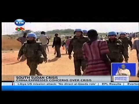 Riek Machar abandoned planned attack in Bor South Sudan