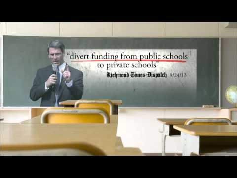 Terry McAuliffe Ad: Schools