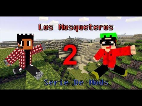 Los Mosqueteros #2: La Gran Mina (Minecraft Serie de Mods)
