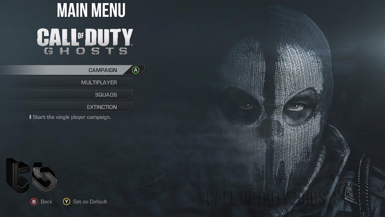 Как в call of duty ghosts сделать русский язык9