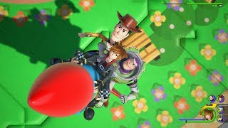 KINGDOM HEARTS III – Gameplay Overview Video