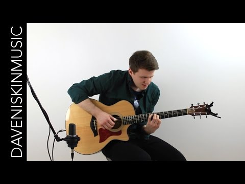 Go The Distance - Fingerstyle Acoustic Guitar Cover  (hercules Disney Soundtrack) video