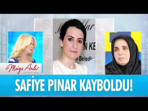Safiye Pınar kayboldu  - Müge Anlı İle Tatlı Sert 17 Kasım
