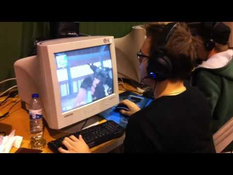 CKRAS vs Steelseries during the match @ XLParty