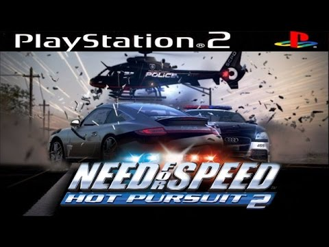 [PCSX2] NFS Hot Pursuit 2 for PlayStation 2 - emulator for PC