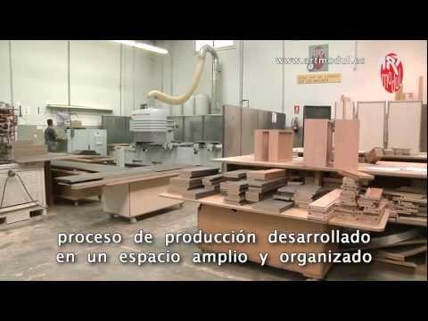 Art Modul - proceso de fabricación de los muebles (Full HD)