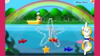 Mickey Mouse Clubhouse Full Episodes Games TV - Donalds Gone Gooey Fishing