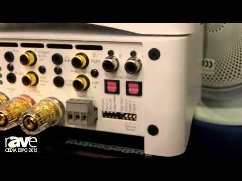 CEDIA 2015: AudioControl Showcases Rialto 600 and Bijou 600 Compact Zone Amplifiers