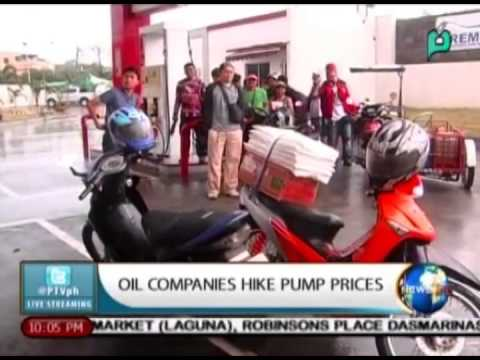 NewsLife: Oil companies hike pump prices || Apr. 21, 2015