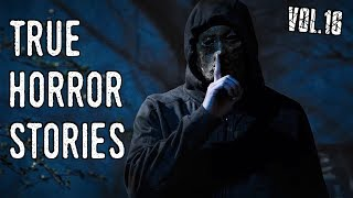 9 TRUE SCARY STORIES [Compilation Vol.16]