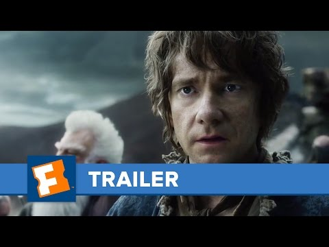 The Hobbit: The Battle of the Five Armies Official Teaser Trailer HD | Trailers | FandangoMovies