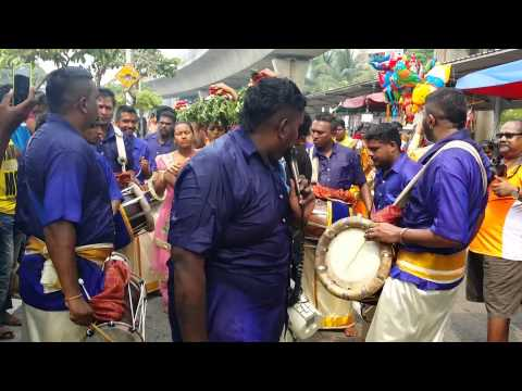 Masana Kali At Sentul Kaliamman Alayam 2014 video
