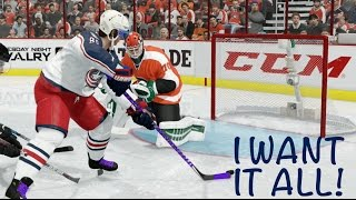 "NHL 17 Be a Pro | Forward ep. 58 ""TAKING OVER THE NHL"""