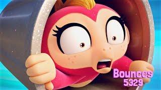 Fingerlings Tales   Bella Runs FAST To Meet Her Hero!   Kids Cartoons