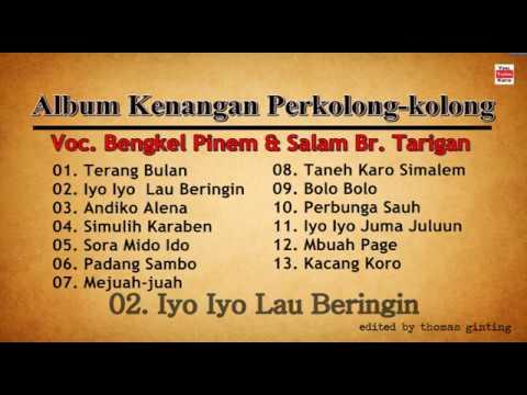 Album Kenangan Perkolong-kolong - Bengkel Pinem