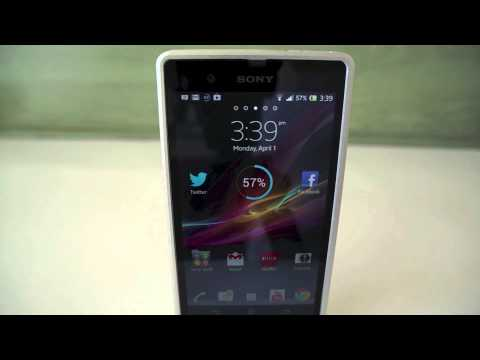 Sony Xperia Z Aluminum/Metal Bumper Case Review