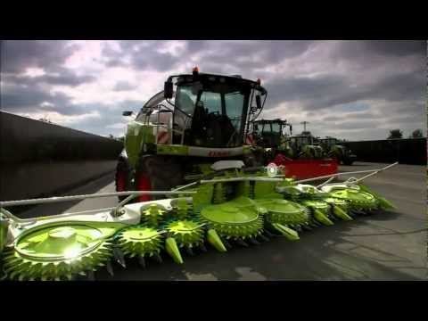 CLAAS Jaguar 980 - 930 Das 30.000er Team Produktvideo | LandtechnikTV