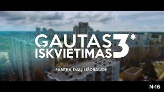 Gautas Iškvietimas 3 - theatrical trailer