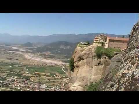 Grecia-Meteore,Manastirea Sf.Stefan