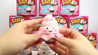 Silly Squishies Emoji Poo Blind Box Part 1