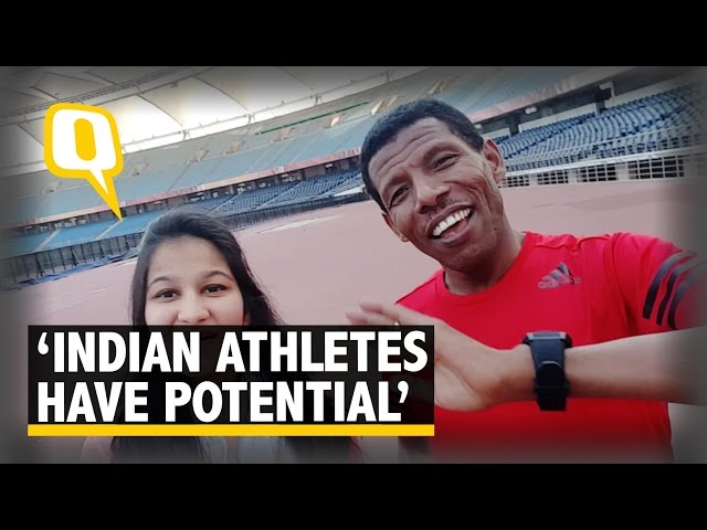 The Quint: 2 Olympic Golds, 27 World Records: Haile Gebrselassie on The Quint