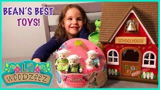 Li'l Woodzeez Schoolhouse Toy Review For Kids