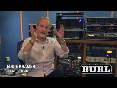 Eddie Kramer on remixing Jimi Hendrix Winterland with the B80 Mothership.