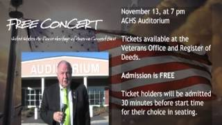 United States Air Force Heritage Of America Concert Band Concert