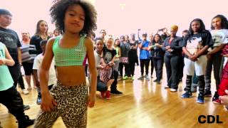 LES TWINS AT CITY DANCE SAN FRANCISCO : KIDS ONLY 2015