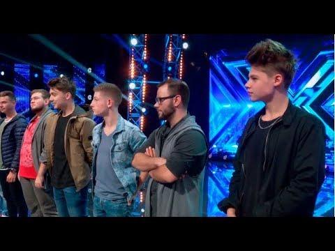 Jurații X Factor au primit grupele și au ales cine face parte din ele