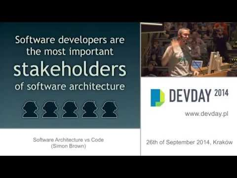 Simon Brown - Software Architecture vs Code