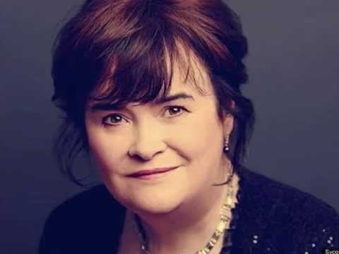 In the Arms of an Angel with lyrics -Susan Boyle